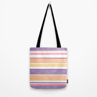 Between The Lines Tote Bag by sm0w