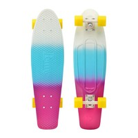 "Penny Skateboards USA Penny Nickel Soda Fade 27"" Original Plastic Skateboard"