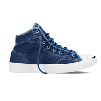 Converse Jack Purcell Canvas (Blue)
