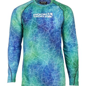 Men's Webbie L/S UV Fishing Shirt