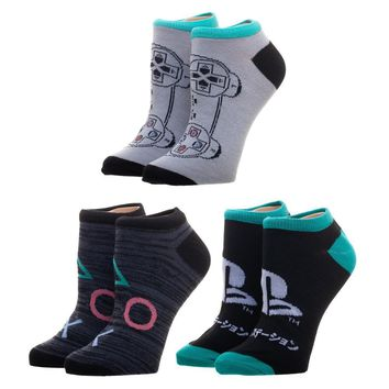 PlayStation Ankle Socks