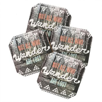 Wesley Bird Wander Coaster Set