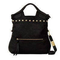 Embellished Mid City -Black-OS - Handbags - BLACK FRIDAY SALE - Shop