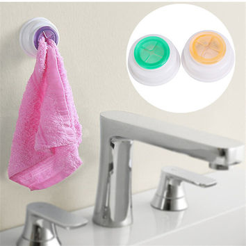 1PCS Wash Cloth Clip Holder Clip Dishclout Storage Rack Towel Clips Hooks Bath Room Storage Hand Towel Rack JJ192