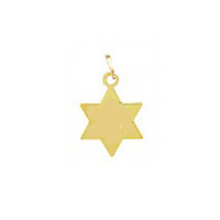 Tiny Star Of David Charm