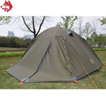 6 Person Rain-Proof Hiking Tent