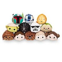 Star Wars Mini ''Tsum Tsum'' Plush Collection
