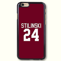 Teen Wolf Inspired Stiles Stilinski Dylan O'brien Phone Case For iPhone 7 7 Plus case, SC0295