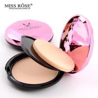 Miss Rose Sun block Setting makeup foundation Powder Paleta STUDIO FIX  Oil-Control Powder Bronzer pallete powder