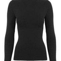 Seamless Turtleneck Top