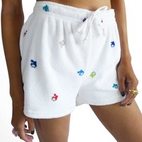 ME x MY MELODY TERRY CLOTH SHORT