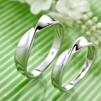 2016 new fashion Simple Style 925 sterling silver wedding couple rings Scrub bestselling wholesale gift