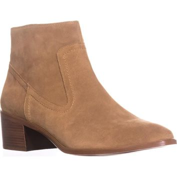 BCBGeneration Allegro Classic Ankle Boots, Sandalwood, 12 US / 42 EU
