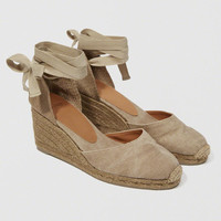 Womens Castaner Carina Wedge Espadrilles | Womens Shoes | Abercrombie.com