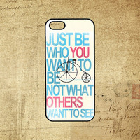 Quote Just Be Pattern samsung s3 Case,s3 mini case,galaxy s4 case,s4 mini case,galaxy note2 case,iphone 4 case,iphone 5s case,iphone 5c case