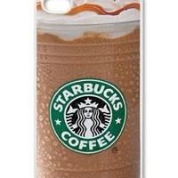 Starbucks Coffee Seatle Latte Iphone 4 4s Case Cover Style Ft030, Plastic Shell Hard Case Cover Protector.If you want Iphone 5 ,contact me