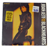 Vintage 80s Joan Jett and The Blackhearts Up Your Alley Album Record Vinyl LP