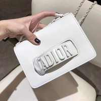 Top Quality Dior Women Men Leather Tote Bag Shoulder Bag Messenger Bag Shopping Bag