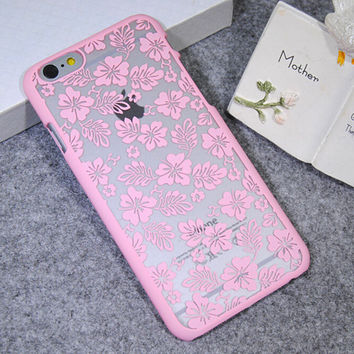 Womens Four-leaf Clover Case Cover for iPhone 5s 6 6s Plus Gift 21