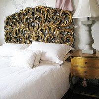 Gilt Rococo Headboard  |  Headboards  |  Beds & Mattresses  |  French Bedroom Company