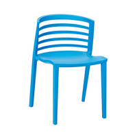 Modern Curvy Dining Chair