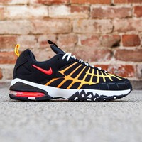 Nike Men Air Max 120 (black/laser orange/white/bright crimson)