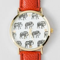 Navasota Elephant Watch