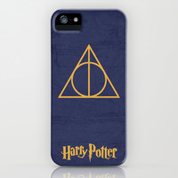 Harry Potter Minimalist Poster 02 iPhone & iPod Case by Misery