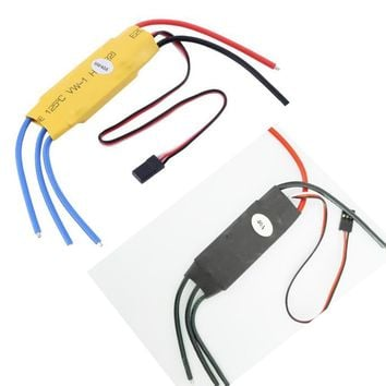 4pcs/LOT  RC Helicopter 40A ESC Brushless Motor Speed Controller RC UBEC 4A 50A for RC Quadcopter Drone Accessory Part