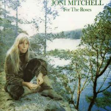 Joni Mitchell - For The Roses (LP, Album, SP )