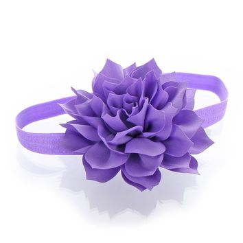 Girls Petal Flower Headband