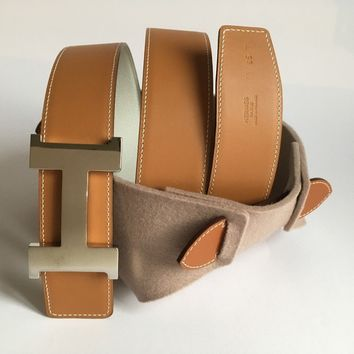 HERMES – «Constance 2» Belt Buckle & Reversible Strap 42mm / 95cm – $1'300