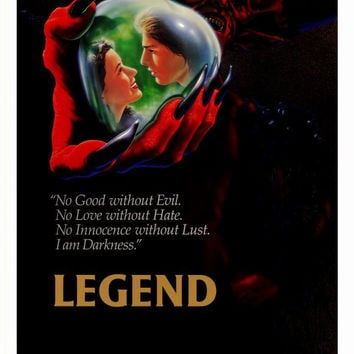 Legend 27x40 Movie Poster (1986)
