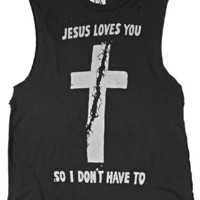 Jesus Loves: UNIF