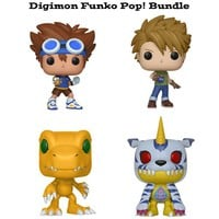 Digimon Funko Pop! Animation Bundle