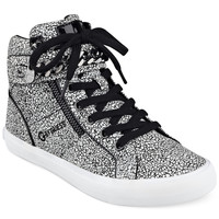 G by GUESS Women's Orvan High Top Chain Sneakers