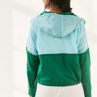 Without Walls Mia Color Block Parachute Half-Zip Jacket - Urban Outfitters