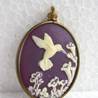 Vintage cameo. FREE SHIPPING!!!