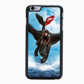 How to Train Your Dragon Night Fury For iPhone 6 Plus iPhone 6 Case