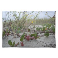 Wild Berries on the Beach Placemat