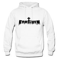 Forgiven by Jesus Hoodie