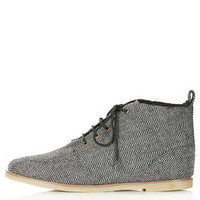 MANIA Shearling Desert Boots - New In This Week  - New In