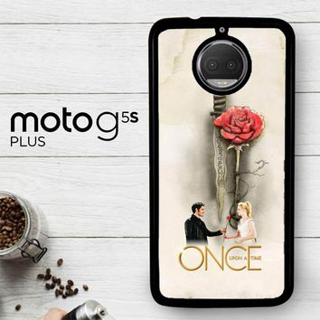 Once Upon A Time Rose X3423  Motorola Moto G5S Plus Case