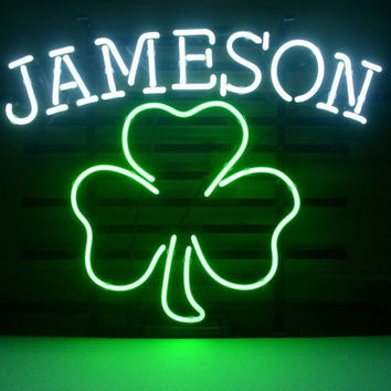 Jameson Beer Neon Sign