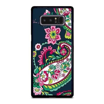 VERA BRADLEY PETAL PASILEY Samsung Galaxy Note 8 Case Cover