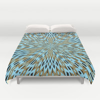 Infininty Duvet Cover by Stay Inspired | Society6