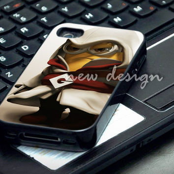 Assassins creed minion case for iphone 4/4S, iphone 5/5C, samsung galaxy s3, samsung galaxy s4, ipod 4 and ipod 5