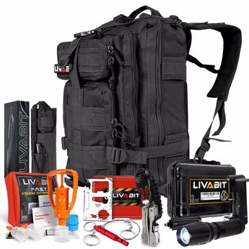 Livabit Survival First Aid Emergency Kit