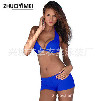 Two-Piece Bikini Swim Suit Beach Bathing Suits Swimwear _ 12989