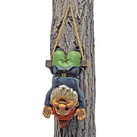 Park Avenue Collection Alfie The Acrobat Swinging Gnome Statue